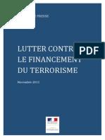 Le volet finances des mesures anti-terrorisme