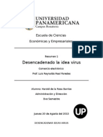 Desencadenar Ideas Virus
