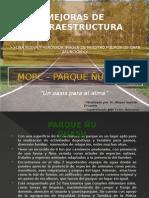 MOPC Parque Ñu Guasu Mejoras