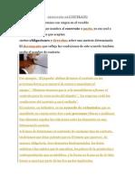 DEFINICIÓN DECONTRATO