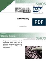 Curso ABAP Query