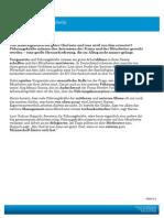 Top Thema Chef Sein Ist Nicht Leicht PDF