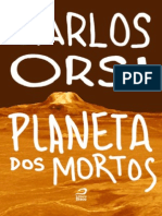 Planeta Dos Mortos - Carlos Orsi