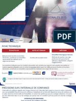 Intentions de Vote IDF - Ipsos Sopra Steria - 23 novembre 2015