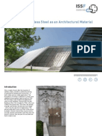ISSF Stainless Steel as an Architectural Material