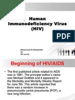 humanimmunodeficiencyvirus