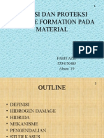 Hydride Formation Pada Material