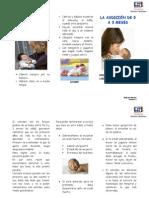 RHB-DO-490-001 Plan Casero La Audicion de 0 a 3 Meses