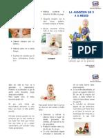 RHB-DO-490-002 Plan Casero La Audicion de 3 a 6 Meses