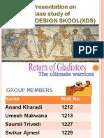 XPLORA'S BY GLADIATORS