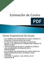 Factor de Esacala