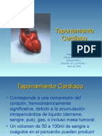 Tamponamiento Cardiaco modificado