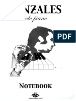 Gonzales - Solo Piano Book