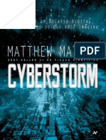 Cyberstorm - Matthew Mather