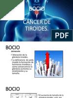Bocio y Cáncer Tiroideo.