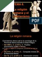 6 La Religión Romana y El Cristianismo