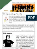 The Monday Reading Club Alicante · Boletín nº 2· Abril de 2010