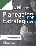 Manual de Planeacion Estrategica