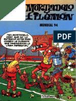 Mortadelo y Filemon - 065 - Mundial 94