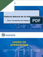 Clase 2 Historia Natural Enfermedad