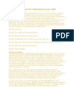 Physical and Logical Structure of Active Directory.docx