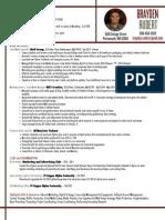 brayden rudert resume  1