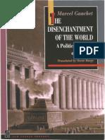 Charles Taylor_Introdução a Desencantamento Do Mundo Em Inglês