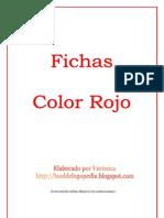 Fichas Color Rojo