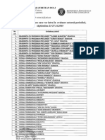 Lista Scoli Evaluare 23-27 Nov 2015