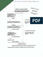 Dr. Reddys v. AstraZeneca (NJ case)