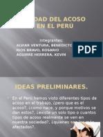 La Realidad Del Acoso-laboral en El-perú