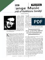 PianoToday Habermann. .Sorabji (1995)