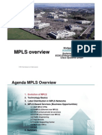 Cisco - MPLS Overview