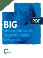 Graduate Recruitment Brochure Asia