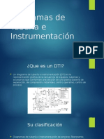 Diagramas de Tubería e Instrumentación