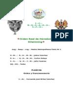 Plancha_Orden y Francmasonería