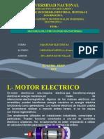 Motores Electricos Por Magnetismo
