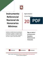 Instrumento Referencial Honorarios Minimos Nacional Mar 2015 Pag Web