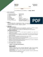 CALCULO III Silabus UNFV FIC