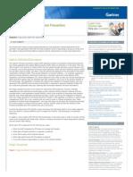 Magic Quadrant for Intrusion Prevention Systems