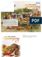 firstthanksgiving text