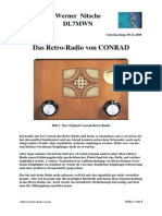 Retro-Radio Conrad. Q Multiplier