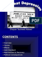 The Great Depression_SHAYAN