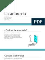 la anorexia  1