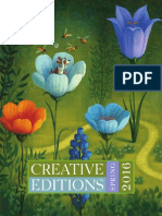Creative Editions Spring 2016 Catalog