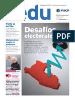 PuntoEdu año 11 número 363 (2015)