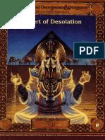 AD&D 1st - 9199 - I3-5 - Desert of Desolation