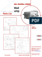 Manual de Partes National JWS 340