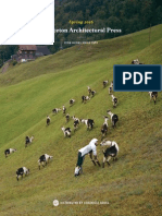 Princeton Architectural Press Spring 2016 Catalog