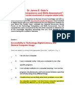 campbll-walke technology competency and skills assessment2